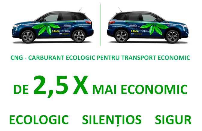 cng carburant ecologic
